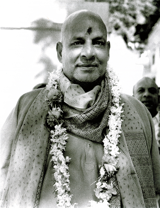 Yogameister Swami Shivananda